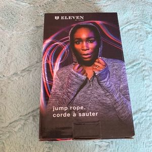 Eleven by Venus Williams jump rope
